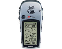 Garmin eTrex Vista Europe