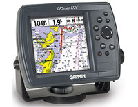 Garmin GPSMAP 172C with External Antenna