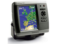 Garmin GPSMAP 550S Sounder with Internal Antenna Preloaded UK/ireland