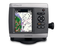 Garmin GPSMAP 451 with Internal Antenna Preloaded UK/Ireland
