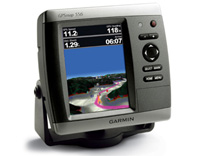 Garmin GPSMAP 556 with Internal Antenna Preloaded UK/Ireland