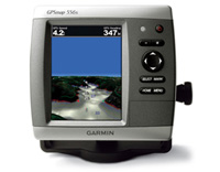 Garmin GPSMAP 556s Sounder with Internal Antenna Preloaded UK/Ireland