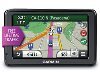 Garmin nüvi 2475LT - Free Lifetime Traffic