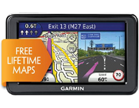 Garmin nüvi 2415LM - Free Lifetime Maps