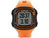 garmin forerunner 10 orange black