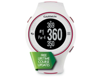 garmin approach s4 white/red
