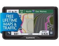 Garmin nüvi 2797LMT  - Free Lifetime Maps/Traffic