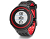 garmin forerunner 220 black red