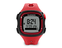 garmin forerunner 15 red/black
