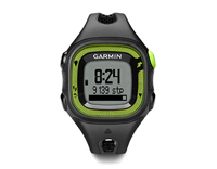 garmin forerunner 15 black/green