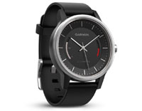 Details for vivomove, Black with Sport Band