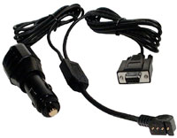 Details for PC Interface with Vehicle Power Cable