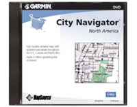 Garmin Mapsource City Naviagtor North America (DVD)