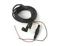 Garmin GPSMAP 276C/278 Motorcycle Power/Audio Bare Wire Cable