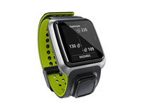 tomtom golfer grey green