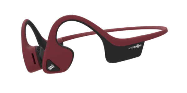 aftershokz air canyon red