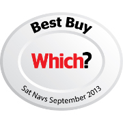 best sat-nav winner sept 2013