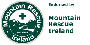 Satmap Active 10 endorsed by Mountain Rescue Ireland