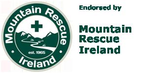 Satmap Active 10 endorsed by Mountain Rescue Ireland