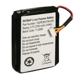 LiPol Rechargeable Battery