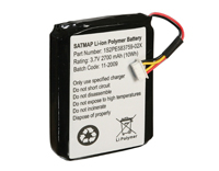 Details for LiPol Rechargeable Battery