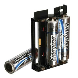 AA Battery Caddy
