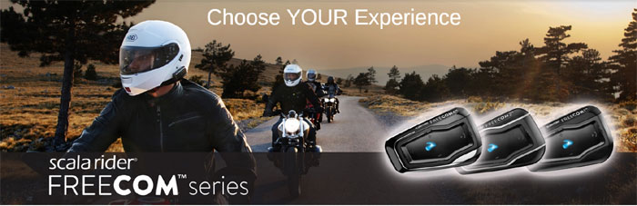 bluetooth wireless headsets for motorcycle helmets from cardo