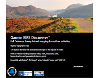 Garmin EIRE Discoverer 1:50k - Full Republic of Ireland