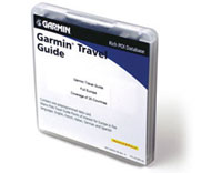 Garmin Travel Guide, Central Europe