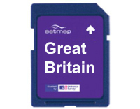 Satmap Great Britain North (OS 1:50k)