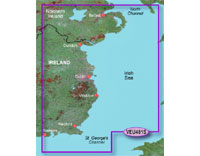 Garmin BlueChart g2 Vision: Belfast to Waterford; Small EU481S