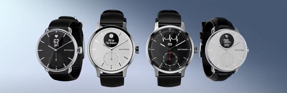 withings smart health watches